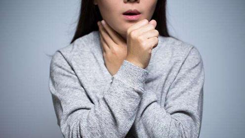 嗓子干痒,有异物感,每天刮肘窝100下,喉咙舒服又轻松