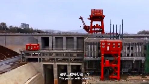 """中国超级工程百年内将一条""""黄河""""搬到北方,将造福4亿居民"""