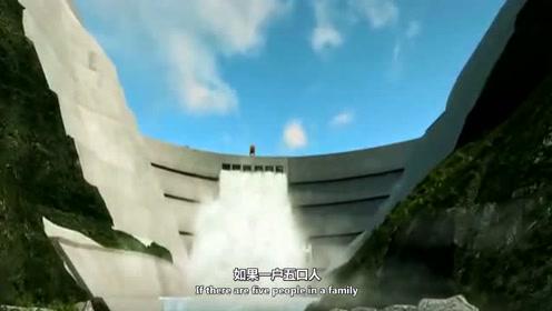 中国水电又创世界纪录,又添一世界之最