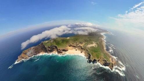 """继鼻北小岛后,日本又一座小岛""""消失"""",或是被台风给刮跑了?"""