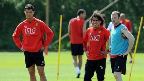 特维斯:有一天我六点来训练,看到C罗已经在训练场上了