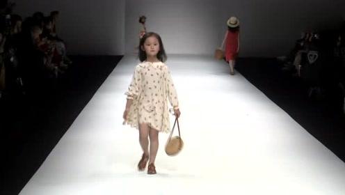 这才是时尚的走秀,个性十足的设计