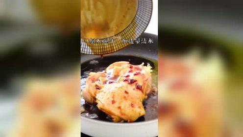 蜜汁鸡排饭美食小吃,甜而不腻的自制午餐,请问你想吃吗