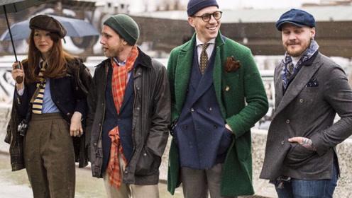秋冬必备3顶帽子:帅的人已经戴上 丑的人还在犹豫