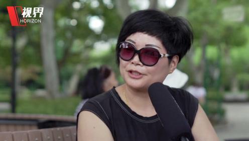 外媒采访上海大妈大爷 中国女人应该多少岁结婚
