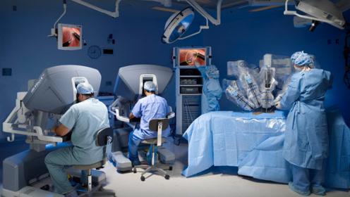 中国研发的骨科手术机器人,领先世界,动作精度达到0.8毫米!