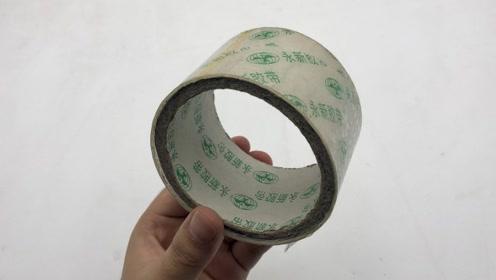 原来找胶带头这么简单,不用手一点点抠,闭眼都能找到,真是方便