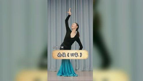 傣族舞《回家》教学