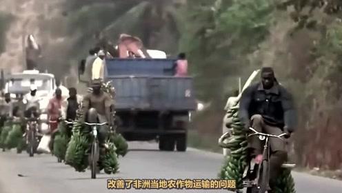 中国大梁自行车已被淘汰,在非洲迎来第二春,成了致富工具