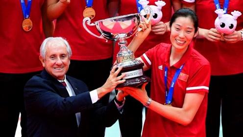 世界婷当之无愧!朱婷再获世界级大奖第二名,排名超越梅西C罗