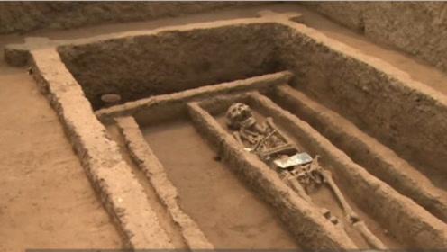 """蓬莱仙山发现古墓,出土6000年前""""女巨人"""",难道真的有仙女吗?"""