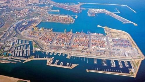 中国大手一挥3000亿,买下某国港口70%股权,印度直接爆炸!