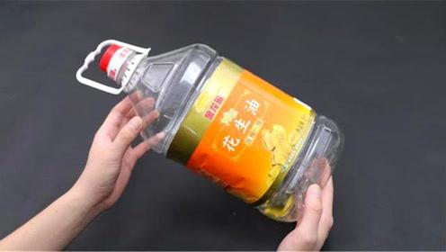 扔空油桶等于往外扔钱,改造下放衣柜超厉害,一年能省几百块