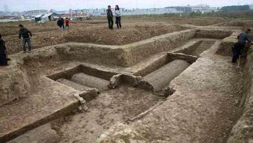 湖北省施工队挖到巨石,下边有80具尸体,专家:古今第一凶墓!