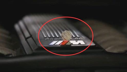 劳斯莱斯发动机有多强悍?扔上一枚硬币,启动后看到了奇迹