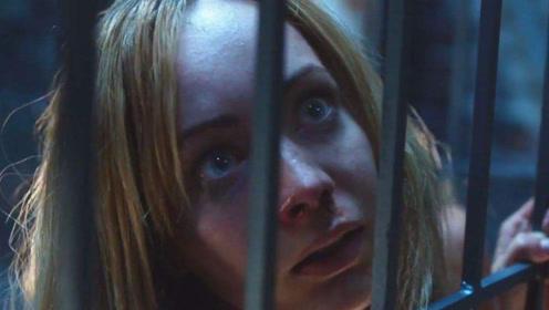 一部美国的恐怖惊悚片,男主把女孩关进笼子,把她当做宠物对待