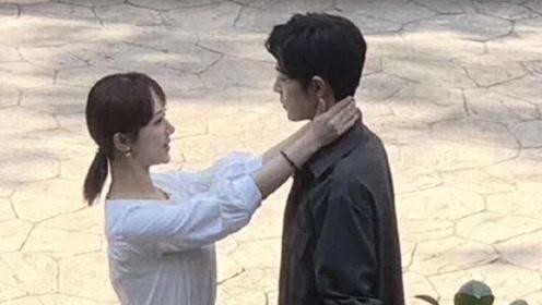 《余生》最新路透:肖战强吻杨紫这幕,连看20遍也不过瘾,太甜了