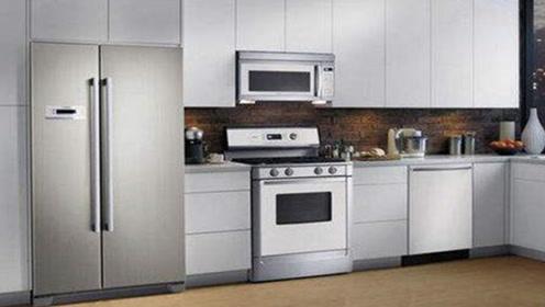 家里摆放冰箱有讲究,不能放这几个地方,快看看你家放对了吗