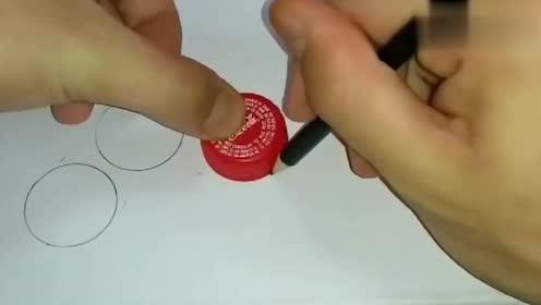 手工陀螺制作方法大全:创意手工DIY,教你制作拇指陀螺