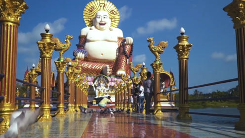 为啥寺庙禁止对佛像拍照?中国小伙不听非要尝试,拍完就后悔万分