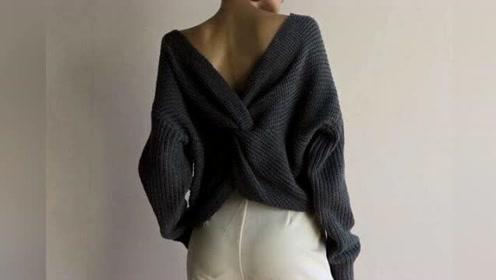 毛衣这样搭才够法式!巴黎女生告诉你毛衣的穿搭要诀
