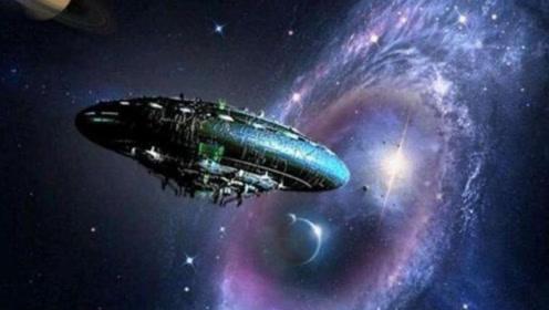 如果人类到达宇宙边界,会看到什么景象?