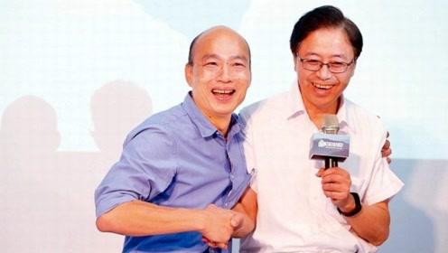 韩国瑜正式确认副手人选:张善政:愿挺身而出不让蔡英文连任