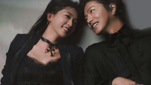 工藤静香和木村拓哉结婚太甜了 全世界与我为敌也要和你在一起