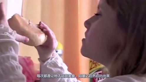 女孩5岁开始吃东西不能咽,嚼完就得吐出来,如今长成这般模样!