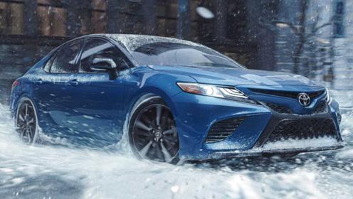 凯美瑞、亚洲龙将在2020年推出四驱版车型