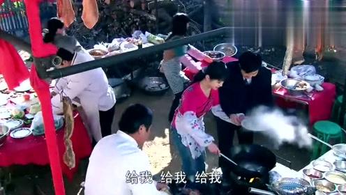 喜临门:父亲在生日宴上把房给了养老的小儿子,大儿媳下桌就走了