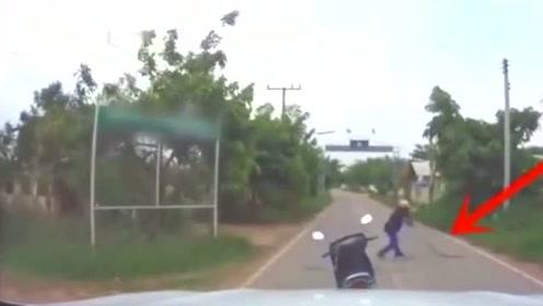 全网最生性的男人!蛇:我只是想过马路,他上来就把我摔晕了!
