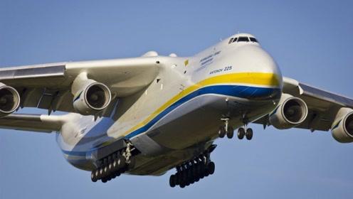 乌克兰出售最大运输机安225,售价仅21亿美元,还附带图纸资料