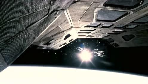 《星际穿越》太空场景合集 伴着汉斯季默的音乐