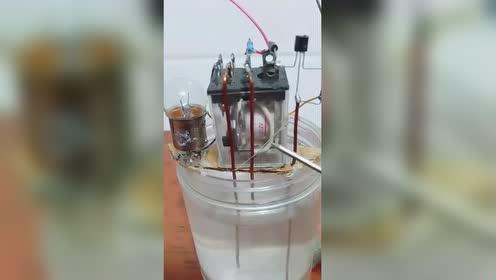 自制水泵自动供水控制电路!