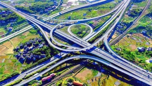 中国第二个拥有六环的城市 每公里造价高达一亿元