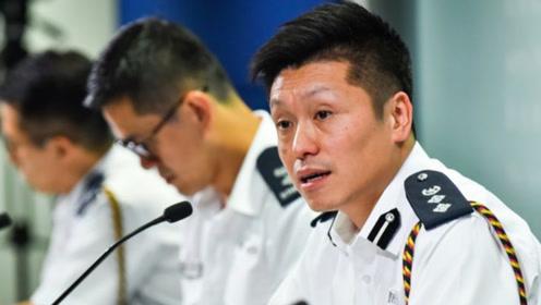 """暴徒将大学变""""兵工厂""""无法无天  港警:大学已成香港最危险的地方"""