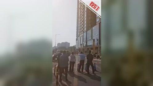 广州一女子坠楼身亡 警方:初步排除他杀