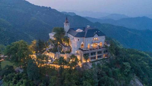 浙江一个非常奢侈的民宿,耗时4年花费2亿打造,住一晚最低2000元