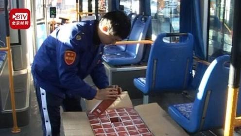 因乘客一句话 公交司机自费5000元买200个保温杯送乘客