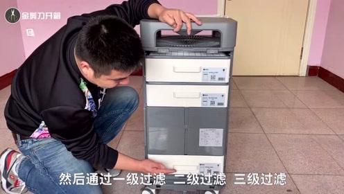 3799元空气净化器,开箱那刻,我才明白,我以前买的都是假的吗?