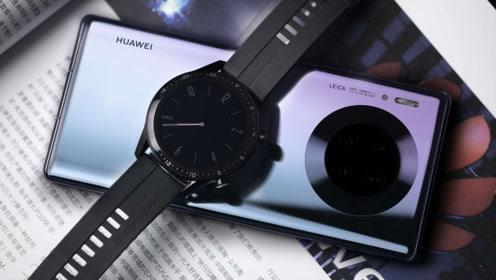 华为Watch GT2体验:自研芯片麒麟A1加持,一个月仅充电两次