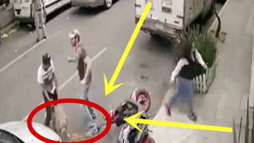 一只狗引发的血案,场面一度无法控制,男子简直太残忍!