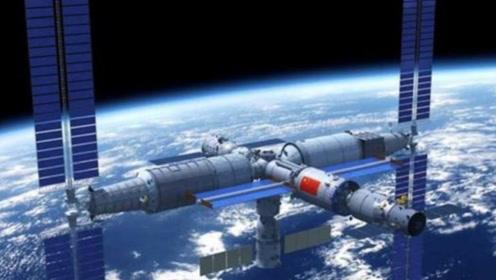 设计规模100吨!2022前后建成可载3人中国空间站