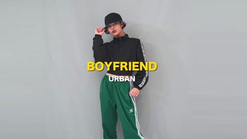 《Boyfriend》原创编舞,帅气urban