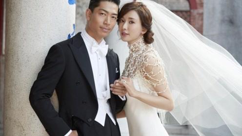 永远幸福!林志玲黑泽良平婚礼现场甜蜜拥抱接吻