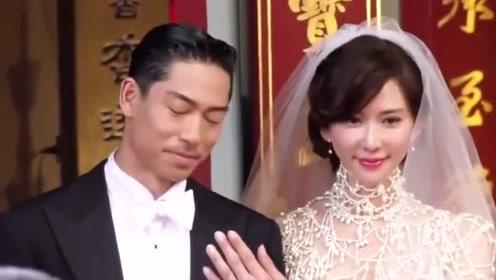 林志玲用日语致辞:我最亲爱的良平,我的幸福就是和你在一起!