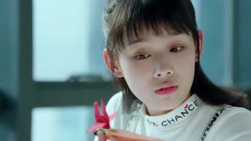 为了让女友开心,小伙特意用自己高超的手工技巧,给她折了个爱心萝卜!