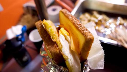 韩国街头著名小吃制作手法却是这样,网友们纷纷表示再也不想吃