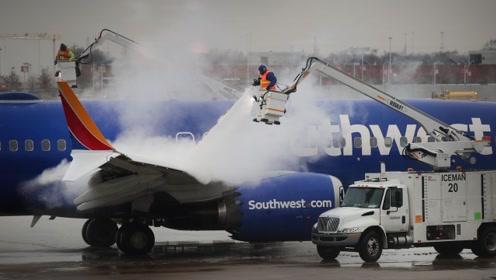 韩航波音777准备起飞时,在跑道上与另一架客机相撞,机上载261人